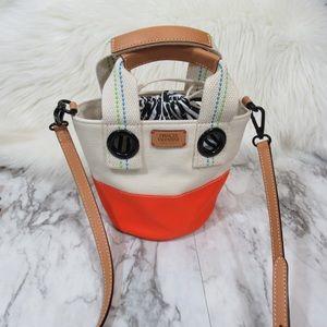 Frances Valentine/ Kate Spade Small Bucket Bag